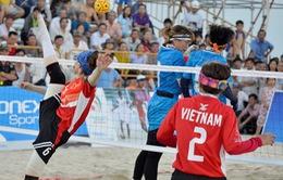 ABG 2016: Cầu mây nữ Việt Nam giành HCB nội dung Regu