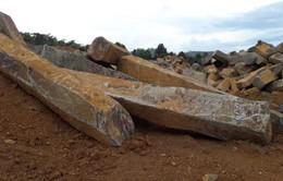 Đăk Nông: Xử lý doanh nghiệp khai thác mỏ đá trái phép