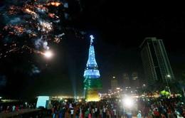 Cây thông Noel lớn nhất thế giới