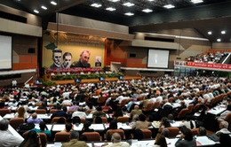 Điện mừng Đại hội lần thứ VII Đảng Cộng sản Cuba