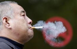 Trung Quốc thành lập biệt đội chống hút thuốc lá