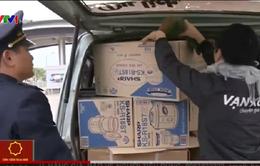 Hà Tĩnh: Nguy cơ thẩm lậu hàng hóa từ Cửa khẩu quốc tế Cầu Treo