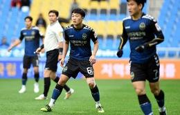 Bất ngờ rời Incheon United, Xuân Trường vẫn ở lại Hàn Quốc thi đấu