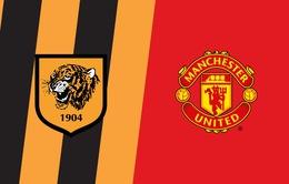 Lịch trực tiếp vòng 3 Ngoại hạng Anh: Man Utd giải mã hiện tượng Hull City