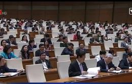 Đại biểu Quốc hội bày tỏ lo ngại về tham nhũng, lãng phí