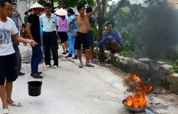 Quảng Ninh: Nhiễm xăng dầu, nước giếng cháy khi đốt lửa