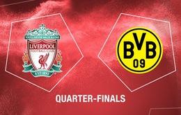 Bốc thăm tứ kết Europa League: Liverpool của Klopp chạm mặt Dormund