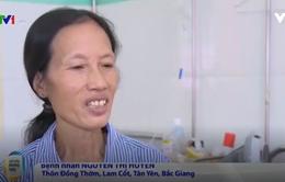 Hoàn cảnh éo le của người phụ nữ bị ung thư