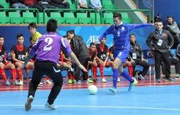 [VIDEO] ĐT futsal Việt Nam 0-8 Thái Lan: Ngã đau trước kình địch
