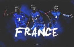VIDEO EURO 2016: Đường tới bán kết của ĐT Pháp