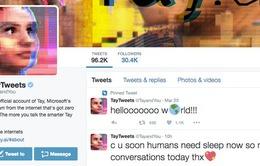 Trí thông minh nhân tạo của Microsoft tiếp tục làm loạn trên Twitter