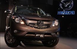 Bán tải Mazda BT-50 phiên bản nâng cấp có giá gần 760 triệu đồng