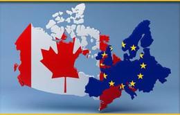 EU nỗ lực cứu Hiệp định Thương mại với Canada