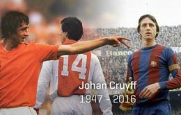 """""""Nạn nhân"""" Jan Olsson nói gì về cú ngoặt bóng huyền thoại của Johan Cruyff?"""