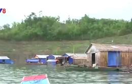 """Làng chài """"khát""""... chữ ở lòng hồ thủy điện Đồng Nai 3"""