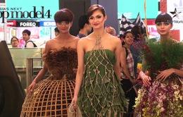 """Asia's Next Top Model: Thí sinh diện đồ của """"thảm họa"""" thời trang Thái Lan"""