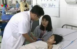 Sức khoẻ 12 nạn nhân trẻ em vụ lật tàu trên sông Hàn dần ổn định