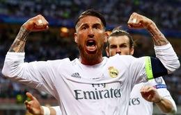 Ronaldo đoạt cúp cho Real Madrid nhưng Ramos mới là người hùng
