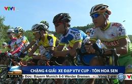 Chặng 4 giải xe đạp quốc tế VTV Cúp Tôn Hoa Sen 2016: Jos Koop tiếp tục về nhất