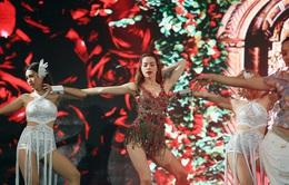 Khoe vũ đạo nóng bỏng, Hồ Ngọc Hà khiến khán giả không thể rời mắt