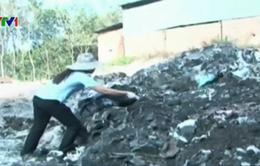 Bình Phước: Phạt nặng công ty xả gần 700 tấn chất thải ra môi trường