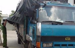 Ngăn chặn hơn 4 tấn rác thải công nghiệp đổ trộm tại Đồng Nai