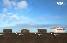Độc đáo mô hình biến chất thải thành năng lượng sạch