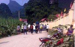 Cao Bằng: Nam thanh niên bị chặt xác giấu trong bao tải