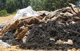 Chuyển giao hồ sơ công ty chôn bùn thải của Formosa sang Công an Hà Tĩnh