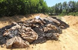 Phát hiện thêm trang trại chứa chất thải của Formosa