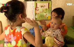 Bố mẹ chật vật vì hai con cùng mắc bệnh tim bẩm sinh