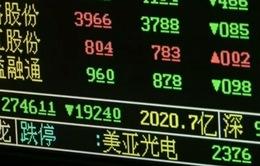 Chứng khoán châu Á đồng loạt đi xuống do giá dầu giảm