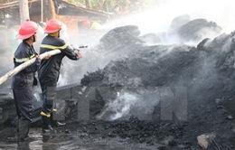 Xảy ra 132 vụ cháy trong 9 ngày nghỉ Tết Nguyên đán Bính Thân