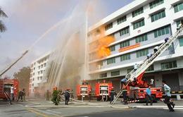 Phát động cuộc thi ảnh về phòng cháy, chữa cháy
