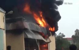 Liên tiếp xảy ra 3 vụ cháy lớn ở TP.HCM, Đồng Nai, Hà Nam trong ngày