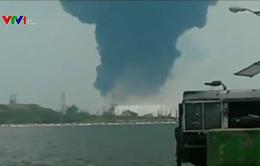 Mexico: Số người thiệt mạng trong vụ nổ nhà máy hóa dầu tăng mạnh