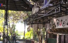 Một ngày xảy ra 2 vụ cháy ở Thừa Thiên - Huế