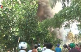 An Giang: Hỏa hoạn thiêu rụi 6 căn nhà