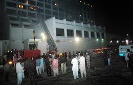 Cháy khách sạn tại Pakistan, ít nhất 11 người thiệt mạng