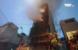 Năm 2016, số người thiệt mạng do cháy tăng 60% so với 2015
