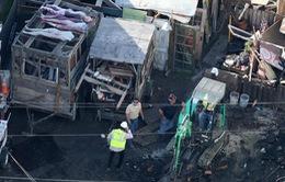 Số nạn nhân thiệt mạng trong vụ cháy ở Oakland lên tới 33 người