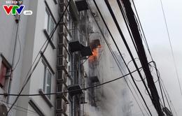 Kết cấu quán karaoke gây khó khăn cho việc phòng cháy, chữa cháy