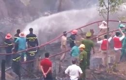 Đà Nẵng căng mình phòng chống cháy rừng