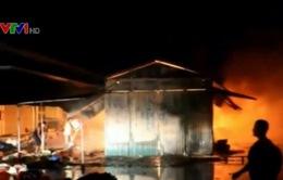 Quảng Trị cảnh báo nguy cơ cháy nổ ở các chợ