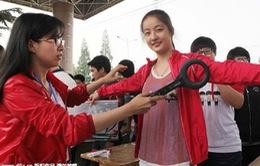 Trung Quốc tăng cường biện pháp chống gian lận thi cử