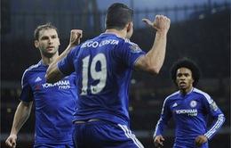 MK Dons – Chelsea: Chờ duyên của Hiddink (23h00, 31/1)