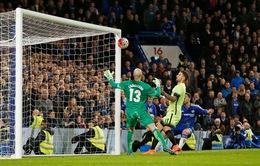 """Thắng đậm, sao Chelsea vẫn buồn bực vì đội hình """"siêu nhí"""" của Man City"""