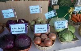 Cách phân biệt nông sản Đà Lạt với Trung Quốc