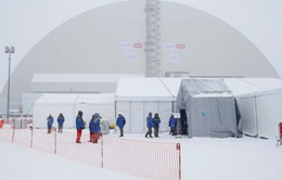 Mái vòm thép lớn nhất thế giới