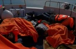 Lật thuyền chở người di cư trên biển Thổ Nhĩ Kỳ